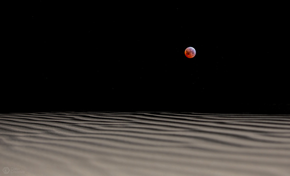 Blood Moon Dune